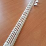 Keskeny esővédő + rovarrács AEA-098 (fehér)