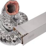 Hő- és hangszigetelt flexibilis légcsatorna SONOFLEX 25 /315